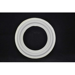 16cm White Speaker Foam Edge-Repair Parts