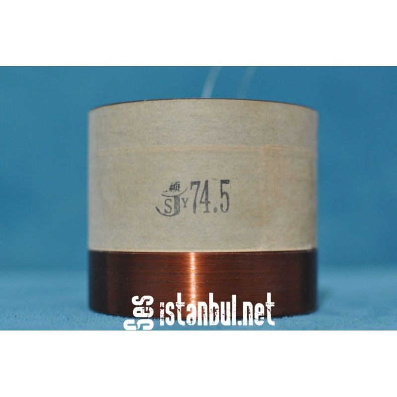 74.5mm Speaker Voice Coil-Repair Parts