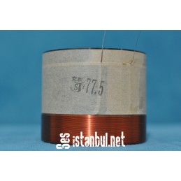 77.5mm Speaker Voice Coil-Repair Parts