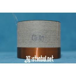 80mm Speaker Voice Coil-Repair Parts