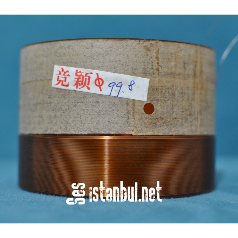 99.8mm Speaker Voice Coil-Repair Parts