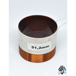 51.2mm Speaker Voice Coil-Repair Parts