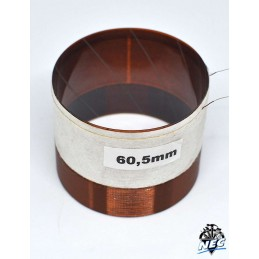 60.5mm Speaker Voice Coil-Repair Parts