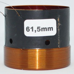 61.5mm Speaker Voice Coil-Repair Parts