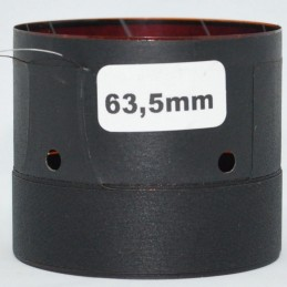63.5mm Speaker Voice Coil-Repair Parts