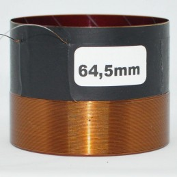 64.5mm Speaker Voice Coil-Repair Parts