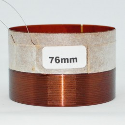 76mm Speaker Voice Coil-Repair Parts