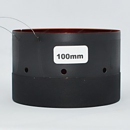 100mm 4inch Speaker Voice Coil-Repair Parts