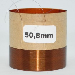 50.8mm Speaker Voice Coil-Repair Parts