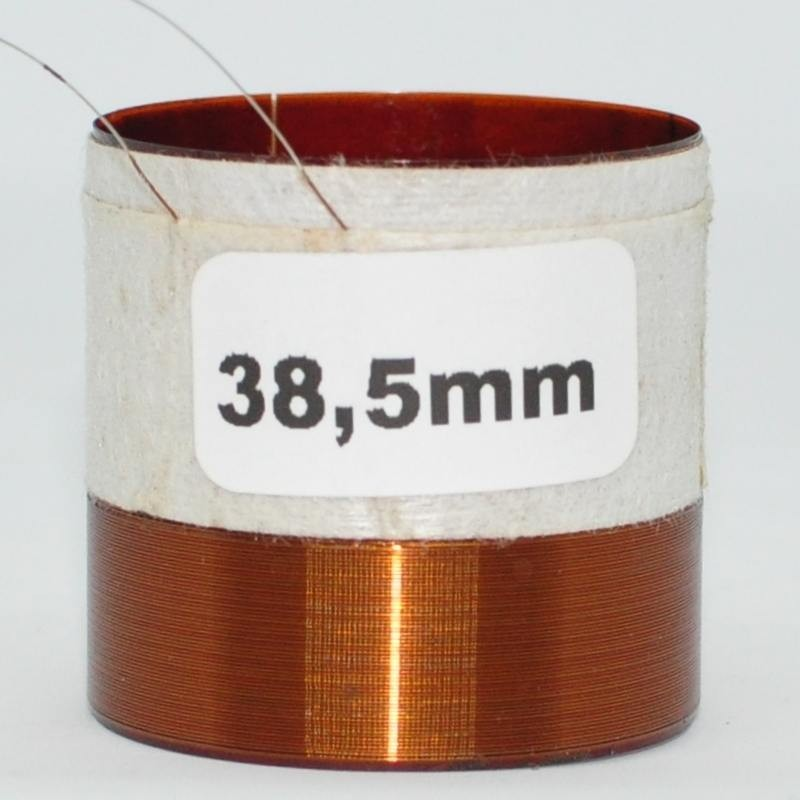 38.5mm Speaker Voice Coil-Repair Parts