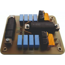 Electron Audio Ps-1002 2 Way Speaker Filter-Repair Parts